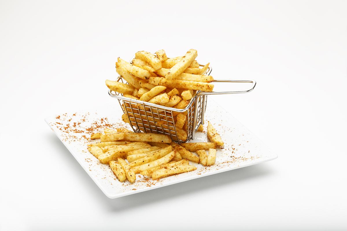 Özel Baharatlı Patates